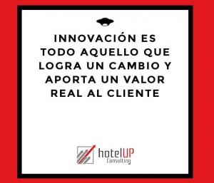 innovación hotelera