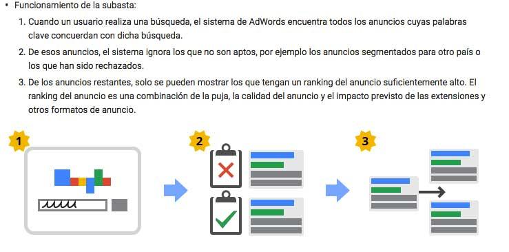 consejos campaña google adwords